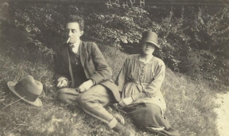 John and Chrstine Nash